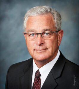 Murphy-Wall State Bank CEO Marty Davis