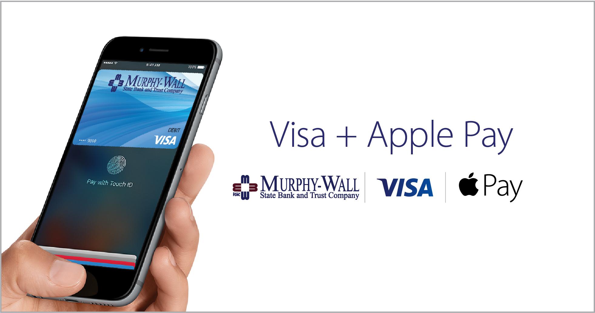 MWSB Visa Debit + Apple Pay