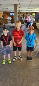 Boys 6-7 Easton, Conner, Case