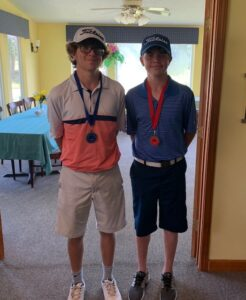 Boys 14-15 Slover, Summers