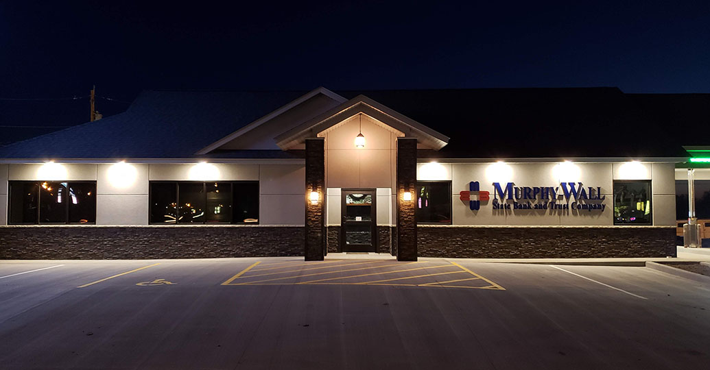 Murphy-Wall State Bank's new Carterville location