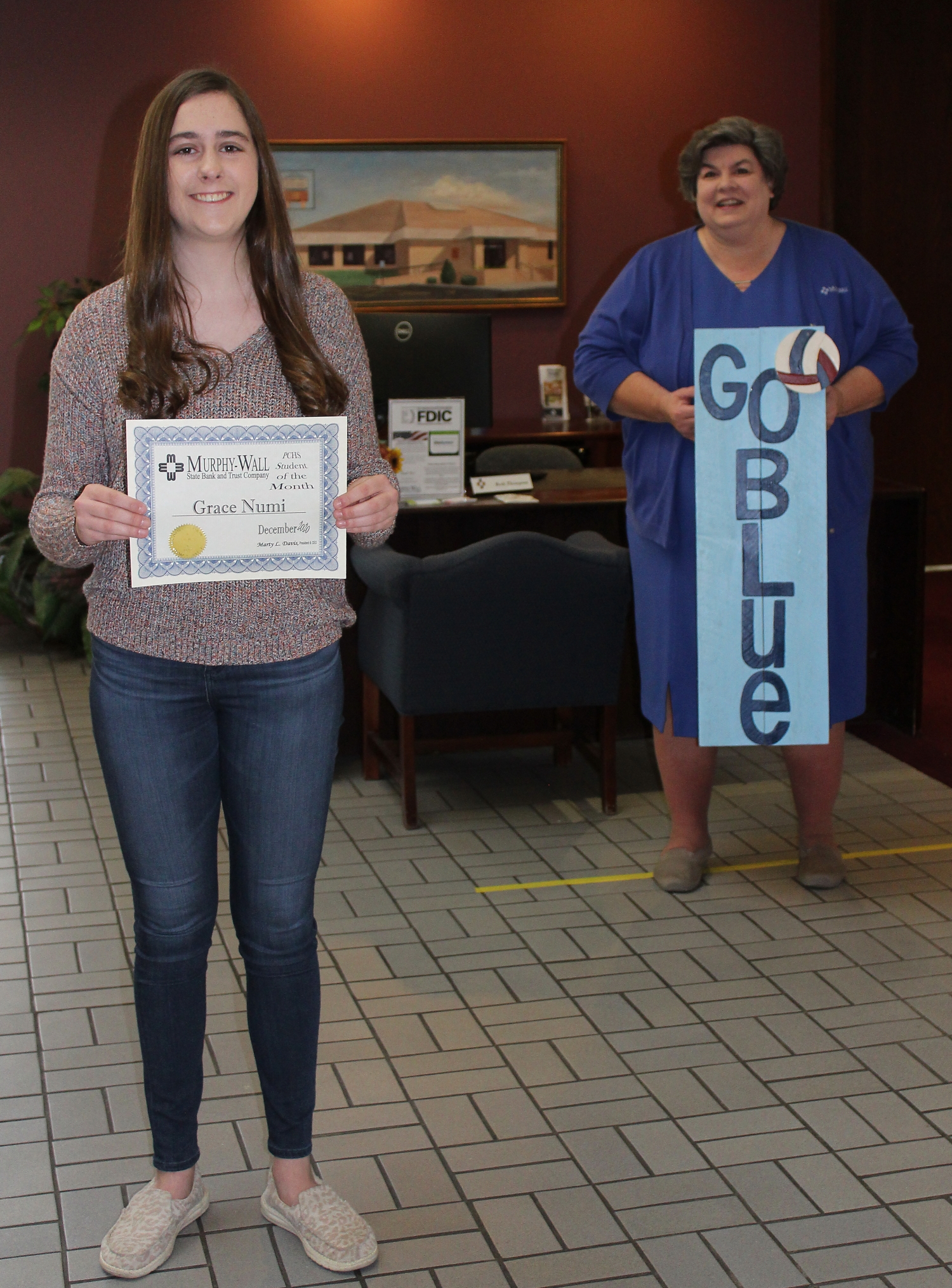 December Student of the Month