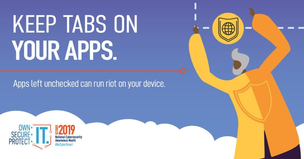 Keep tabs on your apps - apps left unchecked can run riot on your device